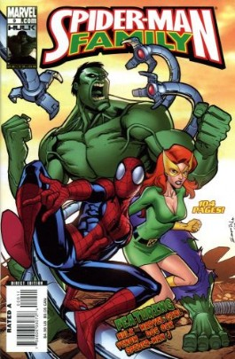 Spider-Man Family (2nd Series) #9