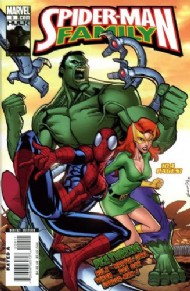 Spider-Man Family (2nd Series) 2007 - 2008 #9