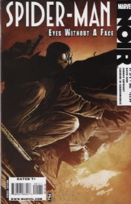 Spider-Man Noir: Eyes Without a Face 2010 #1