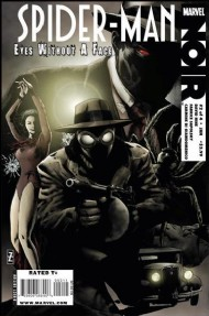 Spider-Man Noir: Eyes Without a Face 2010 #2