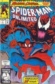 Spider-Man Unlimited (1st Series) 1993 - 1998 #1