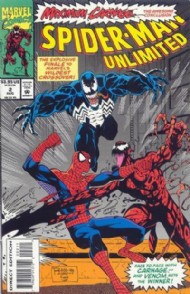 Spider-Man Unlimited (1st Series) 1993 - 1998 #2