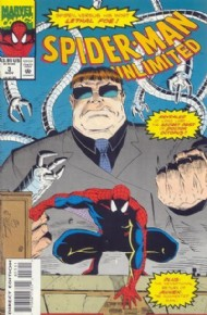 Spider-Man Unlimited (1st Series) 1993 - 1998 #3