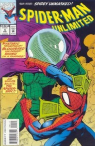 Spider-Man Unlimited (1st Series) 1993 - 1998 #4