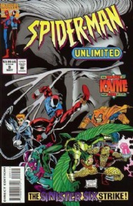 Spider-Man Unlimited (1st Series) 1993 - 1998 #9