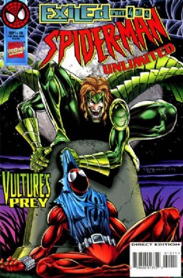 Spider-Man Unlimited (1st Series) #10
