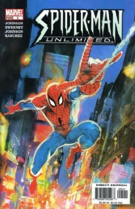 Spider-Man Unlimited (3rd Series) #5