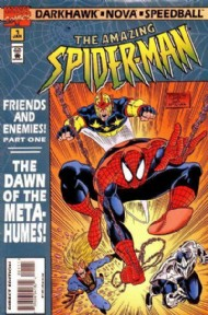 Spider-Man: Friends and Enemies 1995 #1