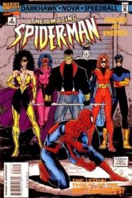 Spider-Man: Friends and Enemies 1995 #2