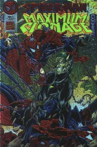 Spider-Man: Maximum Clonage Omega 1995 #1