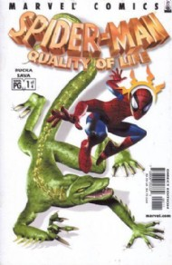 Spider-Man: Quality of Life 2002 #1