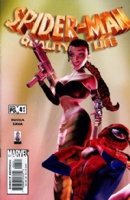Spider-Man: Quality of Life 2002 #4