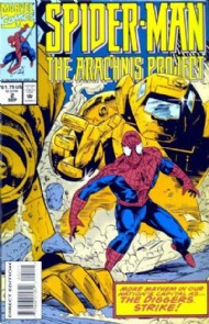 Spider-Man: the Arachnis Project 1994 - 1995 #2