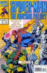 Spider-Man: the Arachnis Project 1994 - 1995 #3