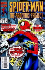 Spider-Man: the Arachnis Project 1994 - 1995 #4