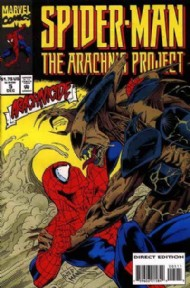 Spider-Man: the Arachnis Project 1994 - 1995 #5