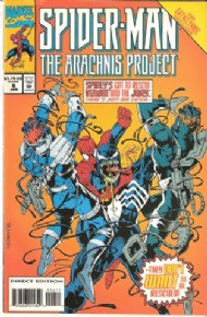 Spider-Man: the Arachnis Project 1994 - 1995 #6