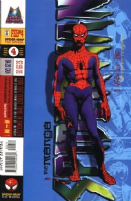 Spider-Man: the Manga 1997 - 1999 #4