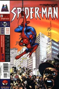 Spider-Man: the Manga 1997 - 1999 #10