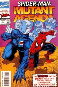 Spider-Man: the Mutant Agenda 1994 #1