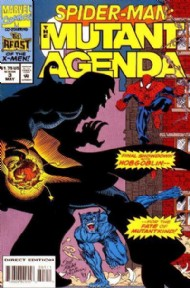 Spider-Man: the Mutant Agenda 1994 #3