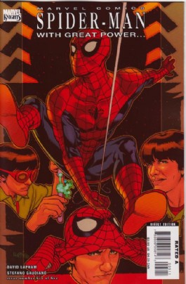 Spider-Man: With Great Power #5