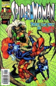 Spider-Woman (2nd Series) 1999 - 2000 #1