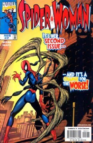 Spider-Woman (2nd Series) 1999 - 2000 #2