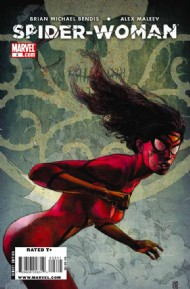 Spider-Woman (3rd Series) 2009 - 2010 #2