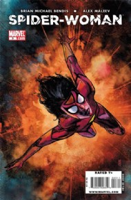Spider-Woman (3rd Series) 2009 - 2010 #3