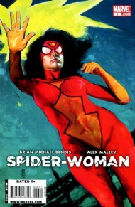 Spider-Woman (3rd Series) 2009 - 2010 #6