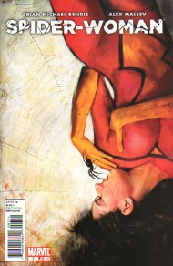 Spider-Woman (3rd Series) 2009 - 2010 #7