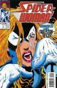 Spider-Woman (Mini Series) 1993 - 1994 #1