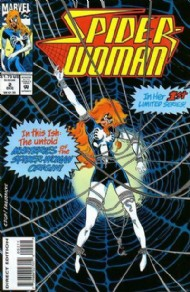 Spider-Woman (Mini Series) 1993 - 1994 #2