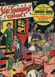 Star Spangled Comics (1st Series) 1941 - 1952 #14