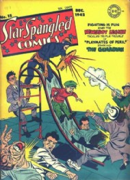 Star Spangled Comics (1st Series) 1941 - 1952 #15