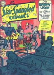 Star Spangled Comics (1st Series) 1941 - 1952 #16