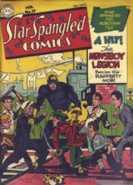Star Spangled Comics (1st Series) 1941 - 1952 #17