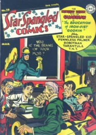Star Spangled Comics (1st Series) 1941 - 1952 #18