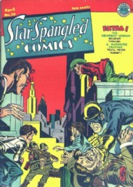 Star Spangled Comics (1st Series) 1941 - 1952 #19