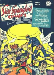 Star Spangled Comics (1st Series) 1941 - 1952 #20