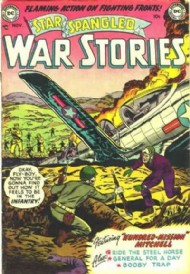 Star Spangled War Stories 1952 - 1977 #3