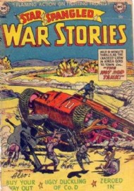 Star Spangled War Stories 1952 - 1977 #4