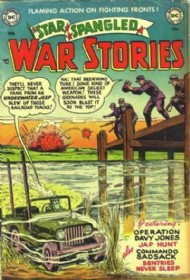 Star Spangled War Stories 1952 - 1977 #6