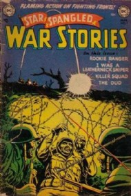 Star Spangled War Stories 1952 - 1977 #7