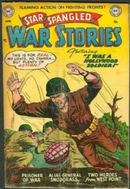 Star Spangled War Stories 1952 - 1977 #8