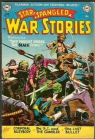 Star Spangled War Stories 1952 - 1977 #10