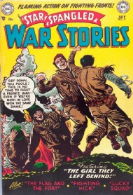 Star Spangled War Stories 1952 - 1977 #11