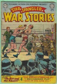 Star Spangled War Stories 1952 - 1977 #12