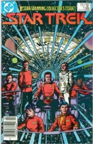 Star Trek (1st Series) [DC] 1984 - 1988 #1